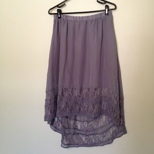 Anthropologie Romeo & Juliet skirt